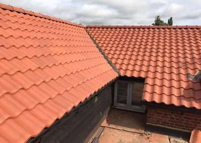 Tiled Roofing Ipswich